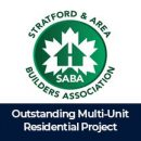 SABA 2019 Outstanding Multi-Unit Residential Project